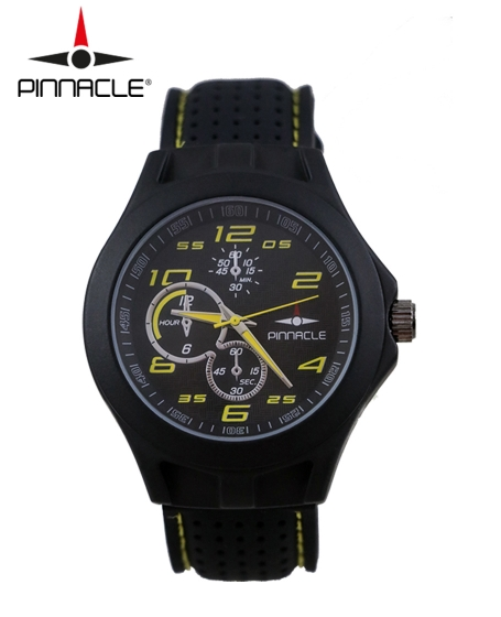 Basic Pinnacle Motorsports Series <b>Yellow</b>