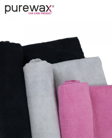 PureWax Edgeless <b>Microfibre</b> Cloth Pack
