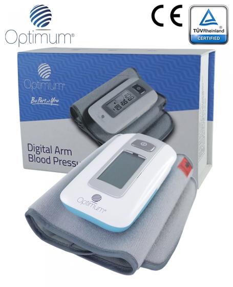 Optimum Digital Arm Blood Pressure Monitor