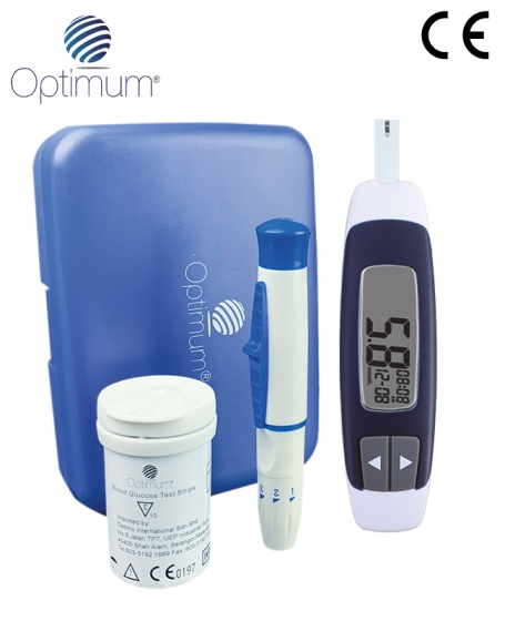 Optimum Blood Glucose Monitoring System
