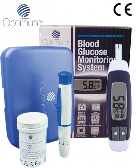 Optimum Blood Glucose Monitoring System