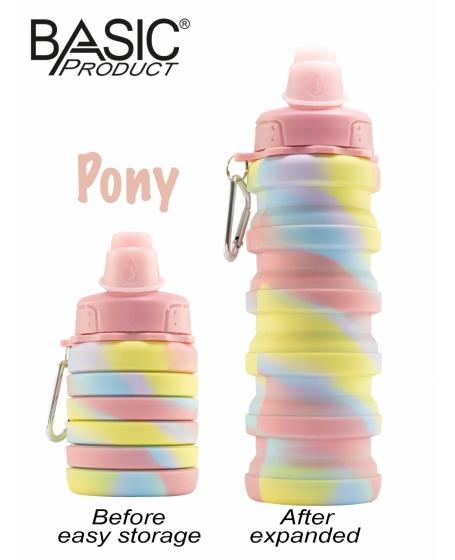 Basic Camouflage Pocket Bottle <b>Pony</b>