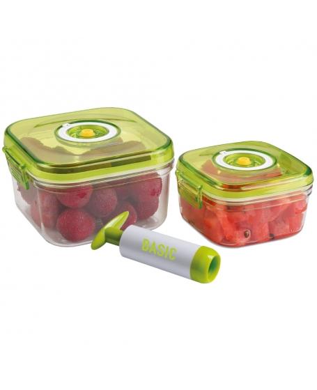 Basic Vacuum Seal Food Container