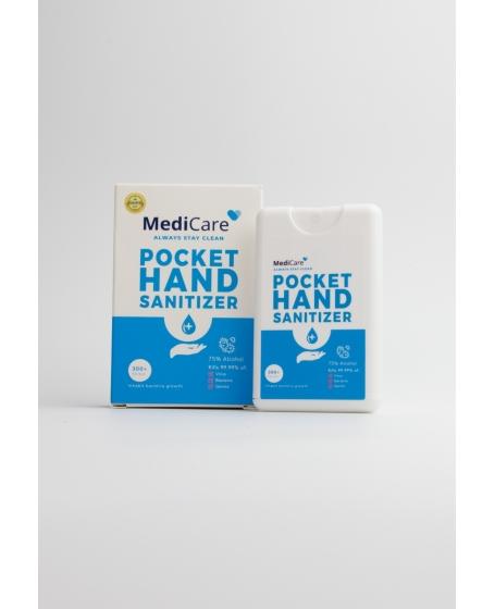 MediCare <br/>Pocket Hand Sanitizer