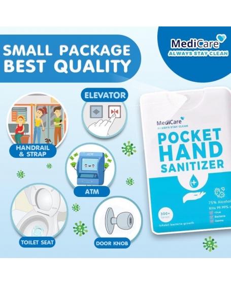 MediCare Pocket Hand Sanitizer
