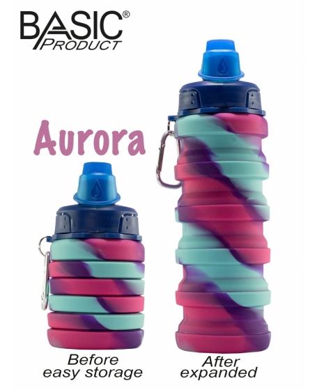 Basic <br/>Camouflage Pocket Bottle <br/><b>Aurora</b>