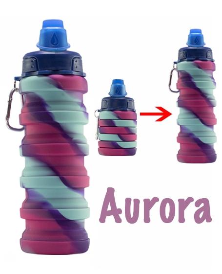 Basic Camouflage Pocket Bottle <b>Aurora</b>