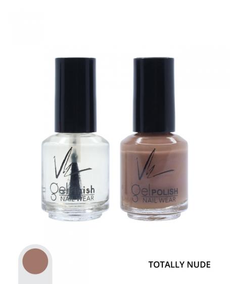 Vie Cosmetics Gel Polish Kit Nail Enamel