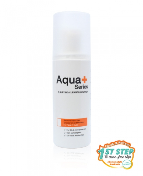 Aqua+ Purifying Cleansing Water <b>(150ml)</b>