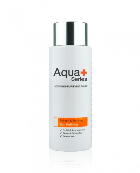 Aqua+ Soothing-Purifying Toner <b>(150ml)</b>