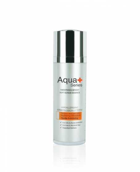 Aqua+ Smoothing-Bright Soft Scrub Essence (30ml)