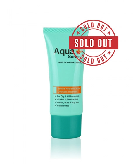 Aqua+ Skin Soothing Mask (30ml)