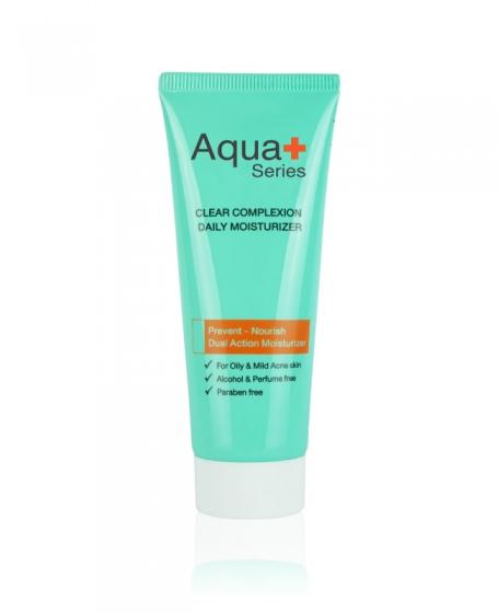 Aqua+ Clear Complexion Daily Moisturizer (50ml)