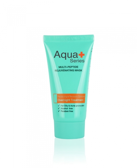 Aqua+ Multipeptide Rejuvenating Mask