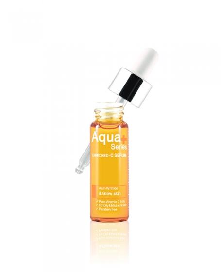 Aqua+ Enriched C-Serum (15ml)