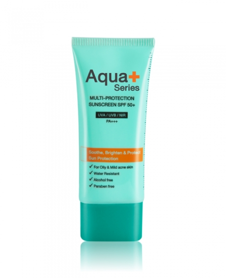 Aqua+ Multi-Protection Sunscreen SPF50+