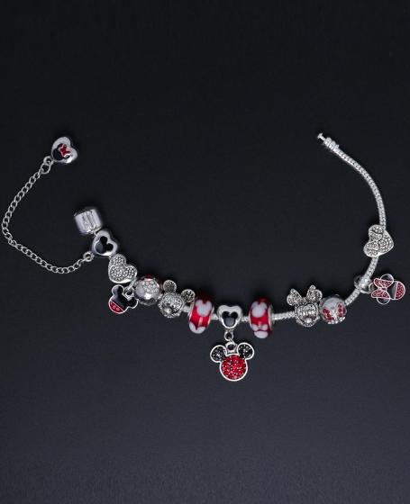 Govean <br/>Enchanted Bracelet<br/> <b>Miki Red</b>