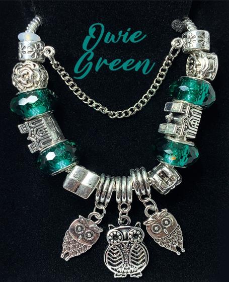 Senses Govean Enchanted Bracelet <b>Owie Green</b>