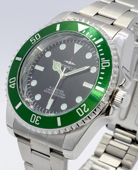 Basic Pinnacle RO Series Watch Limited Edition <b>Green</b>