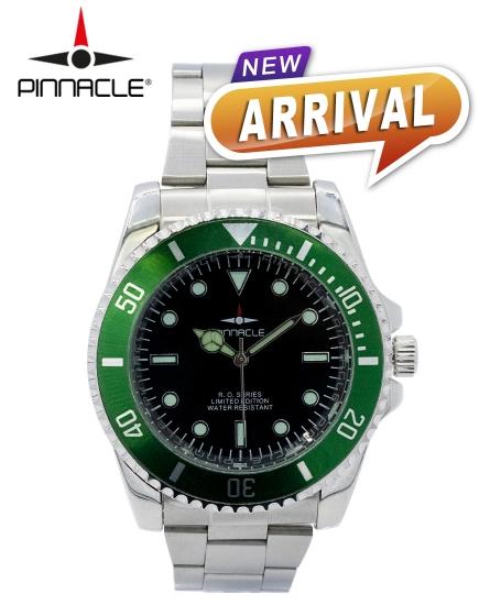 Basic Pinnacle RO Series Watch Limited Edition <b>Green</b>