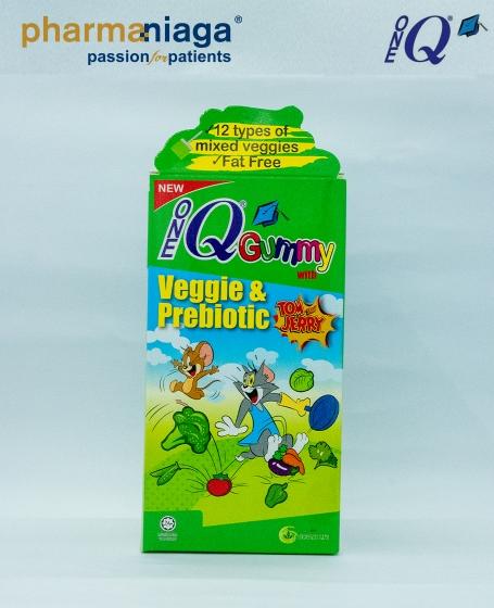 One Q Gummy <b>Veggie & Prebiotic</b>