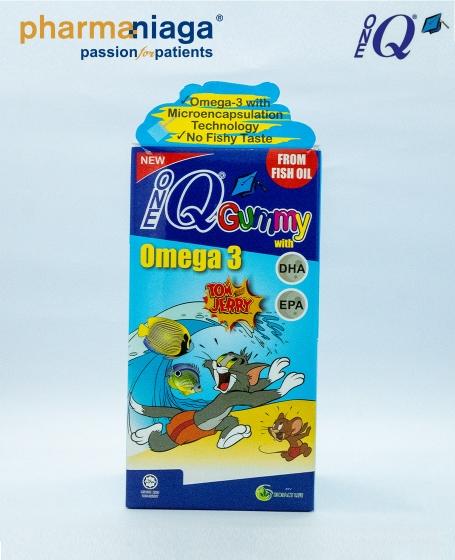 One Q Gummy <b>Omega 3</b>